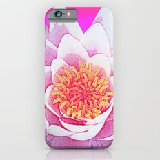 Ninfea Rose iPhone 6s Slim Case