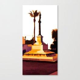 Haifa city 2 Canvas Print