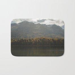 Switzerland Series: Calm Autumn Bath Mat