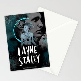alice in chains Stationery Cards