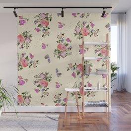 Sweet Blooms Wall Mural