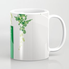Green Door Coffee Mug
