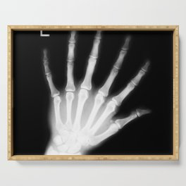Extra Digit X-Ray Serving Tray