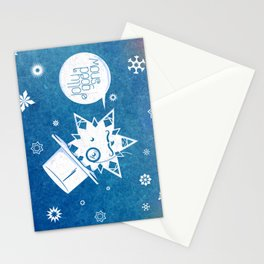 Jolly Good Snow Stationery Cards