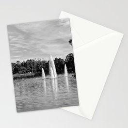 Morning Water Stationery Cards