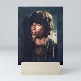 Please... Mini Art Print
