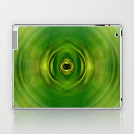 New Growth - Green Art By Sharon Cummings Laptop & iPad Skin