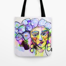 She kept it all to herself Tote Bag
