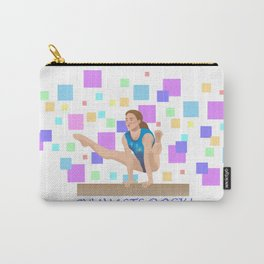 Gymnasts Rock! Carry-All Pouch