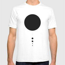 The Solar System (white) T-shirt