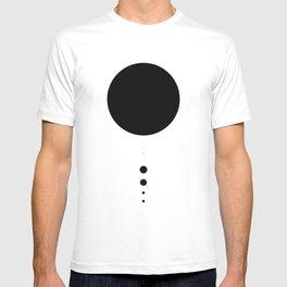The Solar System (white) T-shirt