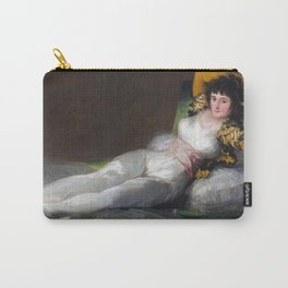 Francisco Goya - The Clothed Maja Carry-All Pouch