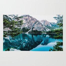 Reflected Peaks Rug
