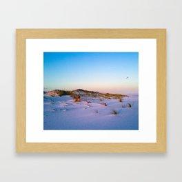 Last Stop Framed Art Print