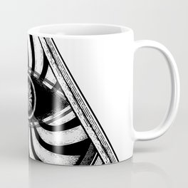 Psychedelic Eye of Wisdom Coffee Mug