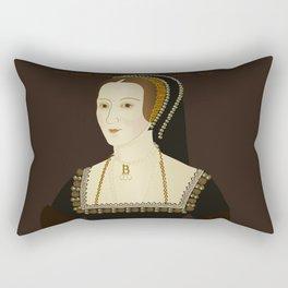 Anne Bolyen illustration Rectangular Pillow