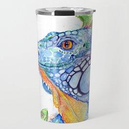 Here be Dragons Travel Mug