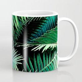 Winter Palms Coffee Mug