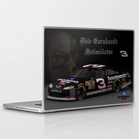 dale cooper Laptop & iPad Skins featuring Dale Earnhardt by ernhrtfan