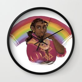 Gay Gilmore Wall Clock