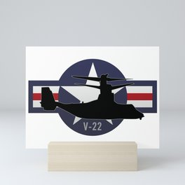 V-22 Osprey Mini Art Print