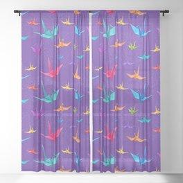 Tsurus 1 Sheer Curtain