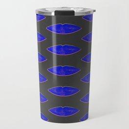 Lips pattern Travel Mug