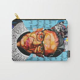 Ruth Ginsburg Carry-All Pouch