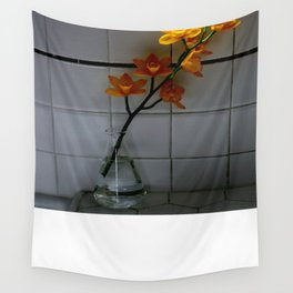 Kitchen Counter Culture Wall Tapestry