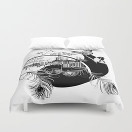 counterbalance Duvet Cover