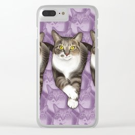 Zoey Clear iPhone Case