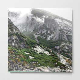 Endicott Mountainside Metal Print