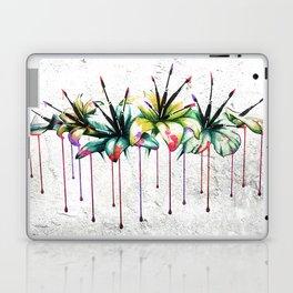 Illusive Lilliums Laptop & iPad Skin