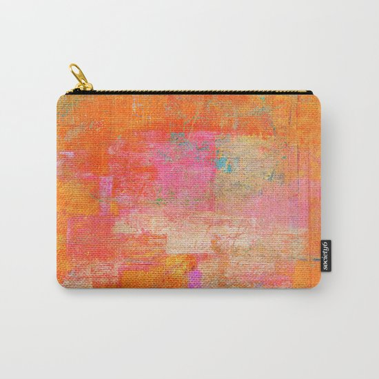 Littered Colors Carry-All Pouch
