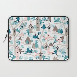 Bird family tree Laptop Sleeve