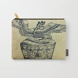Quetzalcoatl Carry-All Pouch