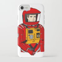 2001 iPhone & iPod Cases featuring Dave from 2001 by MDP Design