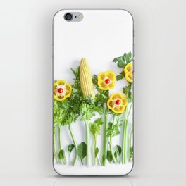 Peppers flower (35) iPhone Skin