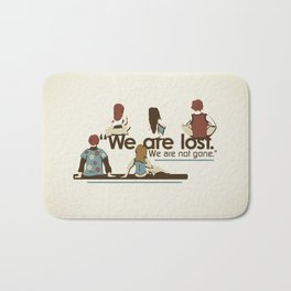 Lost Bath Mat