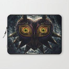 Epic Pure Evil of Majora's Mask Laptop Sleeve
