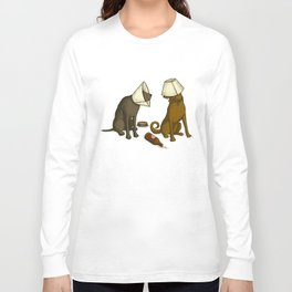 Drunk Dog Long Sleeve T-shirt