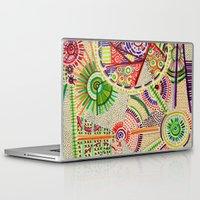 stitch Laptop & iPad Skins featuring Stitch by Aubree Eisenwinter