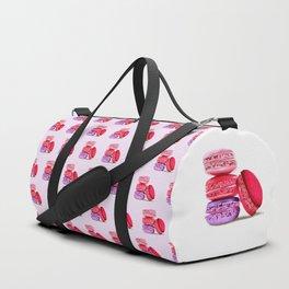 French Macarons Duffle Bag