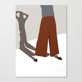 jazz society Canvas Print