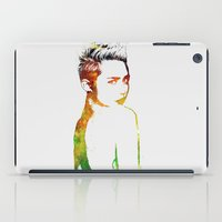 miley cyrus iPad Cases featuring Miley Cyrus by Greg21
