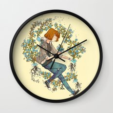 Polarized - Life is Strange Wall Clock