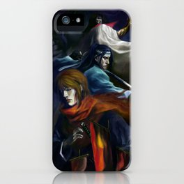Samurai X - Trust and Betrayal iPhone Case