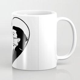 Corona Virus Epidemic and Love Coffee Mug