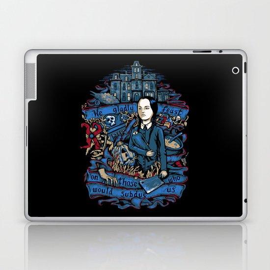 Wednesday Feast Laptop & iPad Skin