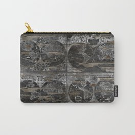 Historical Maps Carry-All Pouch